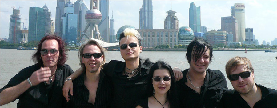 Lacrimosa in China